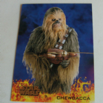 Star Wars Revenge of the sith #11 Trading card